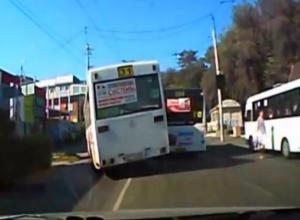 Войны водителей общественного транспорта в Таганроге набирают обороты