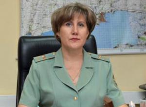 В Таганрогскую таможню в качестве  заместителя начальника назначена   подполковник Елена Тарасова