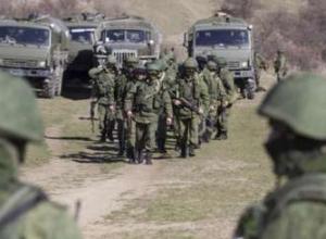 Россия укрепит военные позиции на границе с Украиной