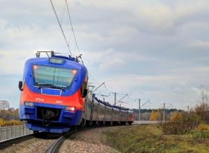 Долгожданные новые электрички до Таганрога презентовали на ростовском вокзале