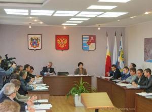 В Таганроге два чиновника сорвали заседание городской Думы