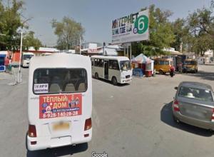 По просьбе жителя Таганрога наведут порядок на пригородной автостанции