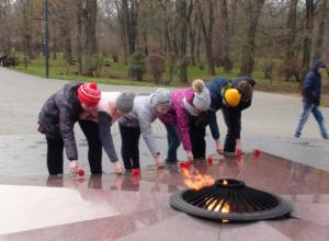 Неделя Воинской Славы прошла в Таганроге