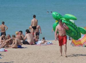 Ростовчанка рассказала как русские выгнали украинцев с пляжа