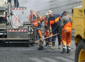 27 городских дорог отремонтируют в 2017 году