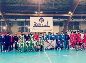 Таганрогская  футбольная команда  заняла первое место на турнире памяти жертв геноцида армян