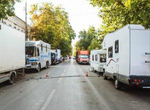 В Таганроге в очередной раз перекроют движение в центре города