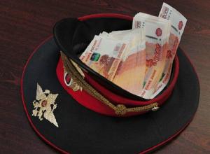 В Таганроге возбудили уголовное дело в отношении полицейского