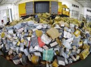 Жителям Таганрога доставят долгожданные новогодние посылки