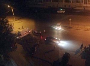 В Таганроге автомобиль «Хендай-Соната»  сбил пенсионера