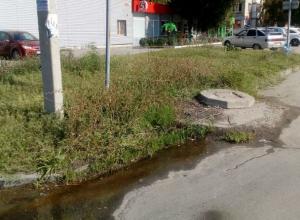 Неиссякаемый источник за счет потребителей целый месяц игнорировал таганрогский Водоканал