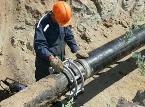 В Таганроге задумали проложить новые трубы до конца года