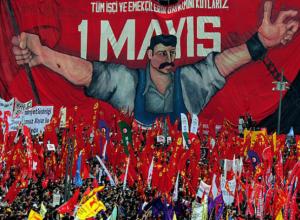 Мир, труд, май : вехи всемирного праздника