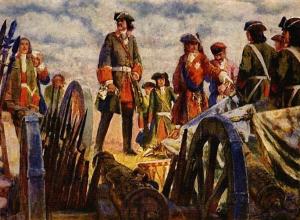 Сегодня День воинской славы России — День победы русской армии в Полтавской битве (1709)