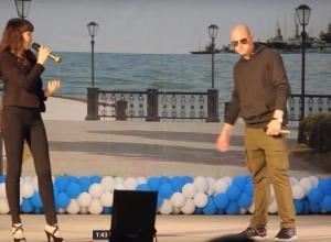 Зажигательный речитатив работника управления ЖКХ восхитил жителей Таганрога