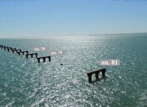 Турецкий сухогруз протаранивший Керченский мост останется в порту Таганрога до взыскания ущерба