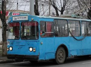 Трамваи московские, троллейбусы из Астрахани – б/у катит в Таганрог
