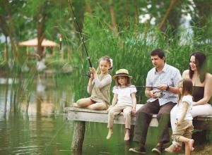Куда пойти: выходные семейной рыбалки в Таганроге