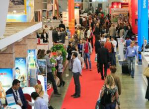 На туристической международной выставке Таганрог приглашал к себе  гостей