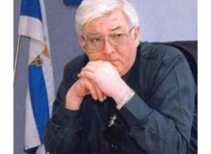 31 июля родился первый мэр Таганрога Сергей Шило