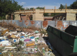 Таганрожец: помойки приближают нас к уровню индийских трущоб