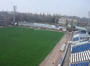 Реконструкция стадиона «Торпедо» будет закончена досрочно