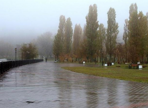 Дожди  в Таганроге зарядят на целую неделю