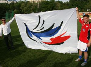 Традиционный марафон «Под флагом добра» проходит в упрощенном режиме