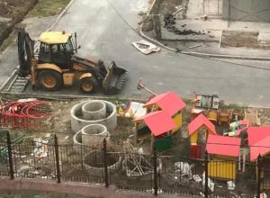 Пять лет в Таганроге не могут достроить детский сад