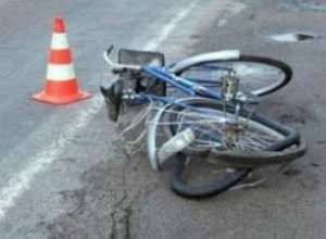 «Suzuki Wagon R» в Таганроге сбил велосипедиста