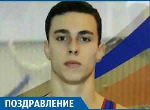 Батутисту из Таганрога  присвоено высокое спортивное  звание