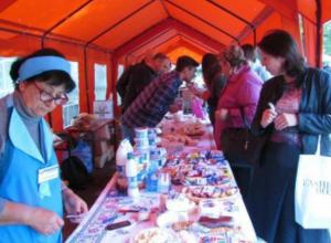Выставка продукции предприятий пищевой промышленности состоялась в Таганроге