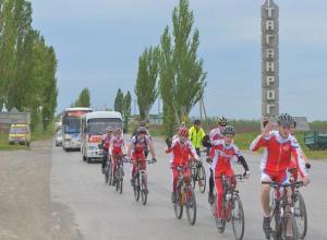 В Таганроге ко Дню Победы 12 000 километров преодолеют участники велопробега
