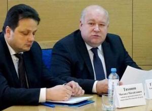 Первый заместитель губернатора Ростовской области поздравил Таганрог с новым сити-менеджером