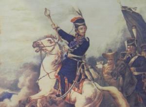День рождения атамана Матвея Платова отметили в Таганроге