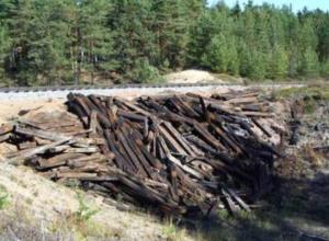 Таганрогскую дистанцию инфраструктуры накажут за отходы 3 класса опасности