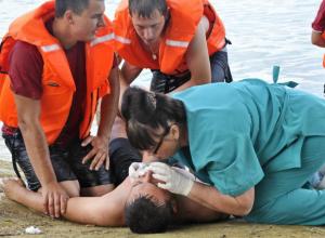 Более двадцати человек утонули в Ростовской области с начала года