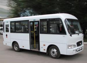 Водитель запер пассажиров в горящей маршрутке в Таганроге