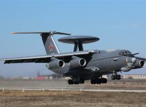 В Таганроге поднялся в небо новый самолет дальнего обнаружения