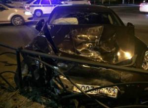 В Таганроге водитель Porsche Panamera осужден за ДТП