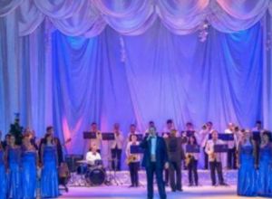 Новогодний вечер прошел в Таганроге