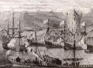 3 июля был подписан Константинопольский мирный договор