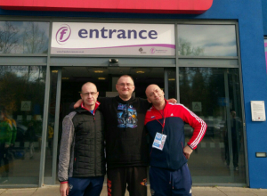 Героический житель Таганрога Сергей Бурлаков выиграл чемпионат мира по каратэ в Великобритании