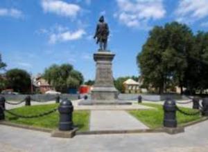 О тебе, любимый город: Памятник Петру I