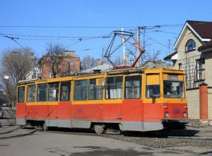 И побегут по Таганрогу ростовские трамвайчики