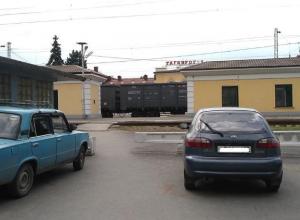 Мамочки Таганрога пожаловались на неудобный переход на Новом вокзале