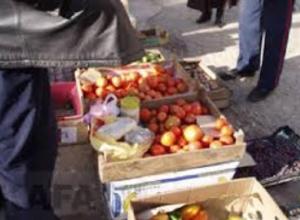В Таганроге пресекают несанкционированную торговлю