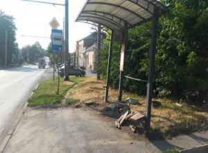 Таганрожцы обсудили состояние остановок в городе