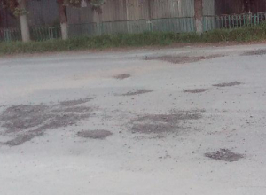 Нано-ремонт дорожного полотна в Таганроге вызвал большие сомнения у автолюбителей