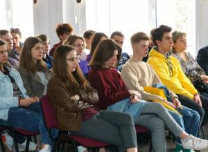 ЕГЭ – это не страшно, рассказали школьникам Таганрога